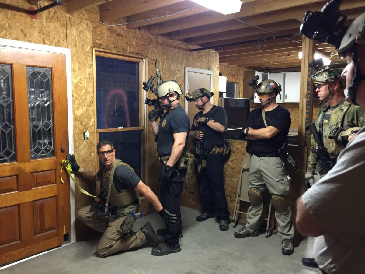 Team Tactics CQB (Shoothouse)