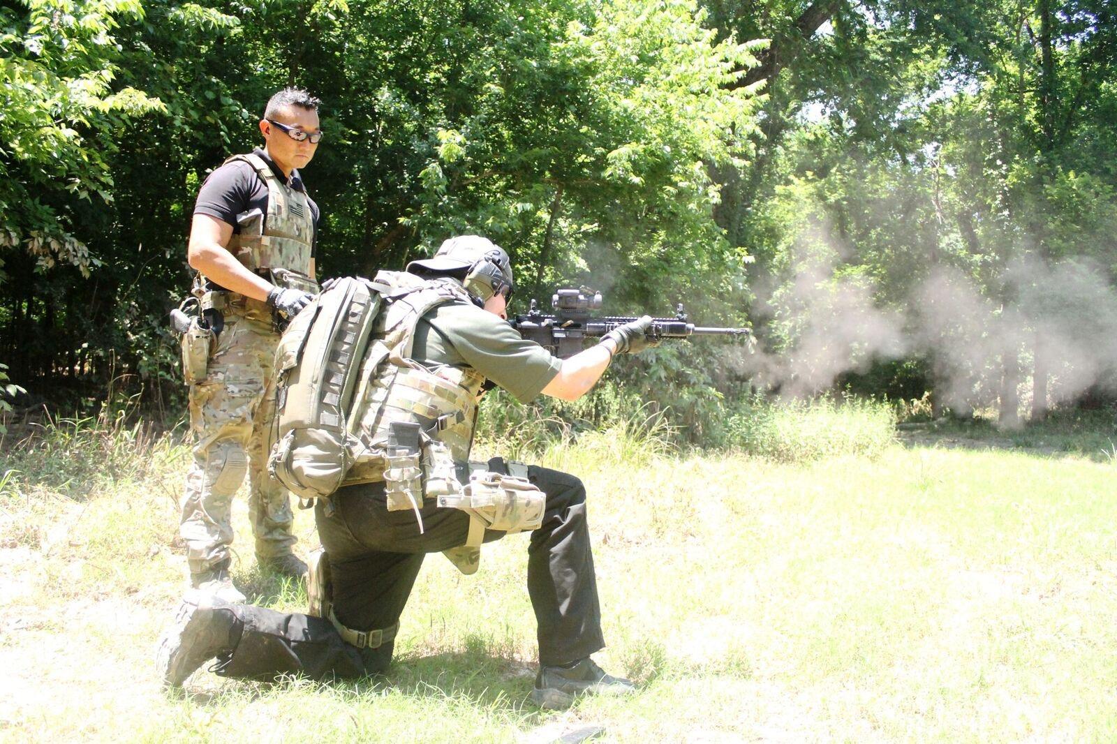 Carbine / AK Operator
