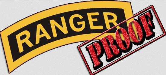 Ranger Proof Slings Gen 2.5
